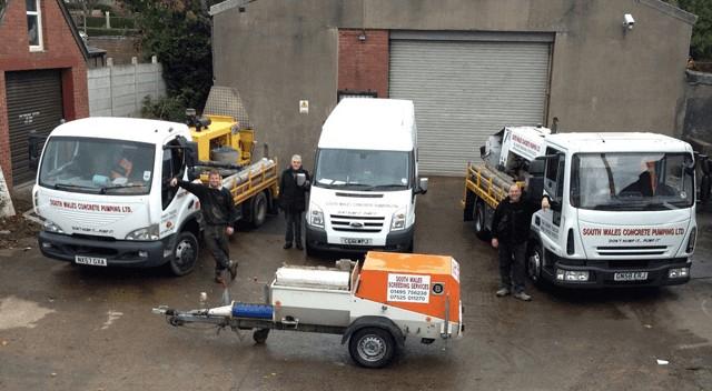 Professional Concrete Swansea